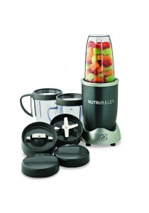 Nutri Bullet Extractor BPA 12 Pieces Set Free Blender Juicer Food Processor (Free Microfiber Cloth)