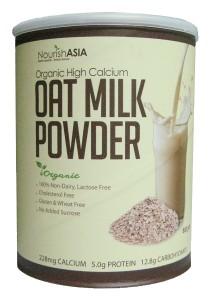 Pack of 2 Nourish Asia I-Organic High Calcium Oatmilk