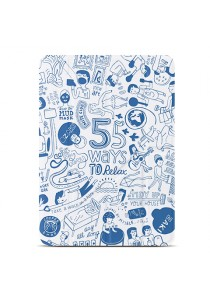 Ozaki O! iPad Air Coat Relax - Blue