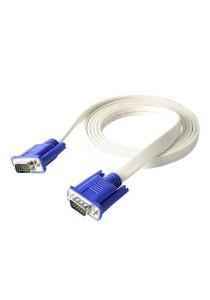 Slim Flat SVGA Monitor Cable OCC320-321