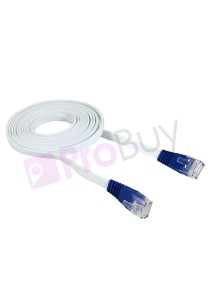 Slim Flat CAT5E Patch Cable OCC401-402-403