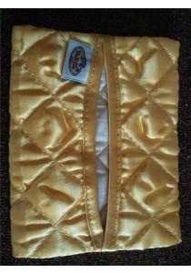 Naraya Tissue Bag - Gold
