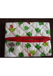 Naraya Tissue Bag - Lucky Leaves