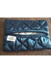 Naraya Tissue Bag - Navy Blue
