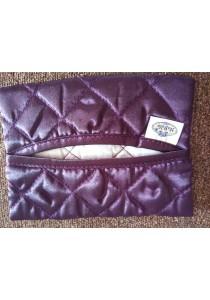 Naraya Tissue Bag - Purple