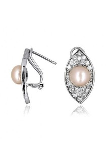 Orion Fresh Water Pearl Stud Earrings