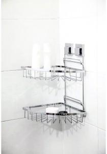 Smartloc Corner Rack 2 Shelves
