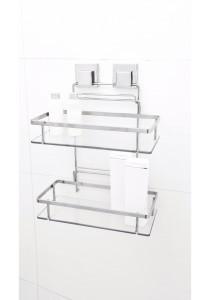 Smartloc Bathroom Rack 2 Shelves