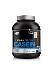 Optimum Nutrition Platinum Tri-Celle Casein, Chocolate Decadence, 2.37lbs
