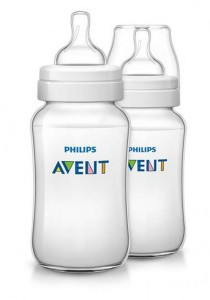 Twin Pack Philips AVENT Classic Plus Anti Colic 330ml