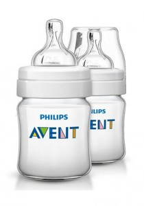 Twin Pack Philips AVENT Classic Plus Anti Colic 125ml