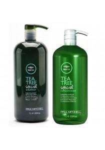 Paul Mitchell Tea Tree Speacial Shampoo & Conditioner 1liter Set