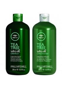 Paul Mitchell Tea Tree Special Shampoo & Conditioner 300ml Value Set