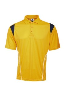 Microfibre Polo T Shirt PCT 12 (Yellow)