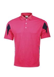 Microfibre Polo T Shirt PCT 16 (Magenta)