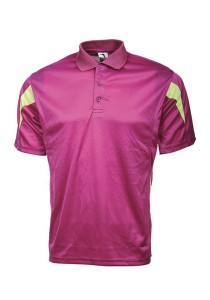 Microfibre Polo T Shirt PCT 17 (Purple)