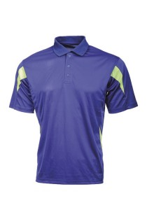 Microfibre Polo T Shirt PCT 18 (Royal Blue)