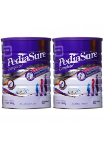 PediaSure Complete S3S Vanilla (1-10years) 1.6kg (2Tin)