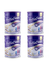 PediaSure Complete S3S Vanilla (1-10years) (850g) - Vanilla (4 Tin)