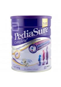PediaSure Complete S3S Vanilla (1-10years) (850g) - Vanilla