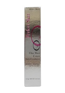 Perfect Skin One Shot Cover Stick Foundation in Natural Beige (12.5g)