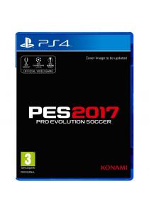 (Pre-Order) [PS4] Pro Evolution Soccer 2017 (ETM: 15 Sep 2016)
