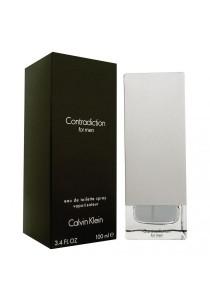 [Pre Order] Contradiction By Calvin Klein Eau De Toilette Spray 100ml For Men