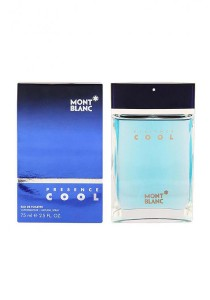 [Pre Order] Presence Cool By Mont Blanc EDT For Men (75ml)