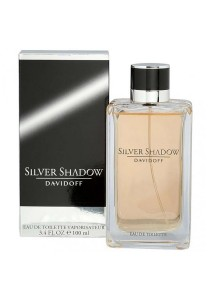 [Pre Order] Silver Shadow By Davidoff EDT For Men (100ml)