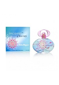 [Pre Order] Incanto Charms By Salvatore Ferragamo Eau De Toilette Spray 100ml For Women