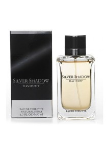 [Pre Order] Silver Shadow By Davidoff EDT For Men (50ml)