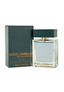 [Pre Order] The One Gentlemen By Dolce & Gabbana EDT For Men (50ml)