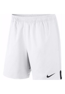 "Nike As Nike Court 7"" Short (White)"