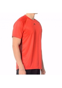 Adidas Men Training Base 3 Stripes Tee