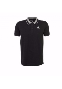 Adidas Sport Essentials Polo Shirt (Black)
