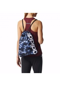 Adidas Linear Performance Gym Sack S99990 (Blue)
