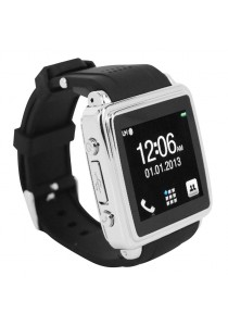PGD MQ588L Smart Watch with Bluetooth Feature Black