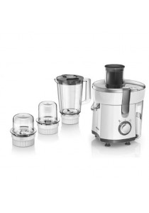 Philips HR1847 Viva Collection Juicer, Blender, Grinder and Chopper  350W 2 speeds