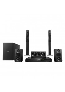 Philips Bluetooth Home Theater System (DVD) HTD5550