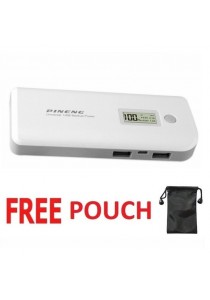 Pineng PN968 10000mAh Power Bank + Pouch