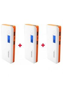 Pineng PN-968 10000mAh Power Bank Orange (3 units)