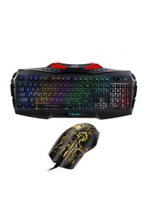 PROLiNK Premium Quality Gaming Mouse + Keyboard Combo Set