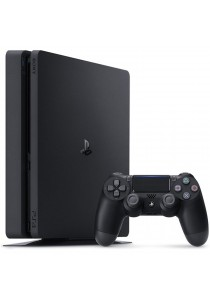 PlayStation 4 Slim 500GB HDD (Jet Black)