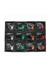 Playboy Easy Pack Condom 12 pcs 4 types
