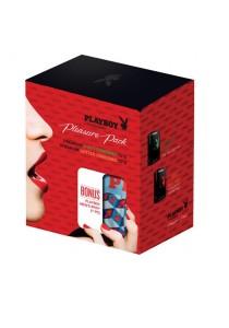 Playboy Premium Pleasure Pack Condom with Men's Brief