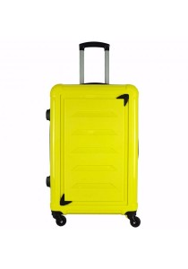 "Giordano GA9612 28"" Unbreakable PP Hard Case Trolley"