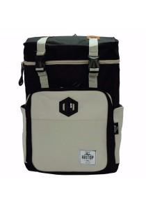 Haitop HN1660 20'' Notebook Backpack (Black/Grey)