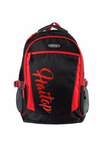 Haitop HN1662 19'' Notebook Backpack (Black/Red)