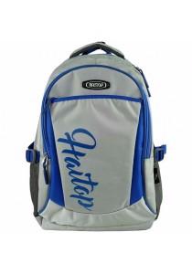 Haitop HN1662 19'' Notebook Backpack (Grey/Blue)