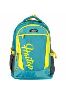 Haitop HN1662 19'' Notebook Backpack (Green/Yellow)